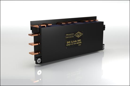 Beispiel 3 kundenspezifische DC-Link Kondensator