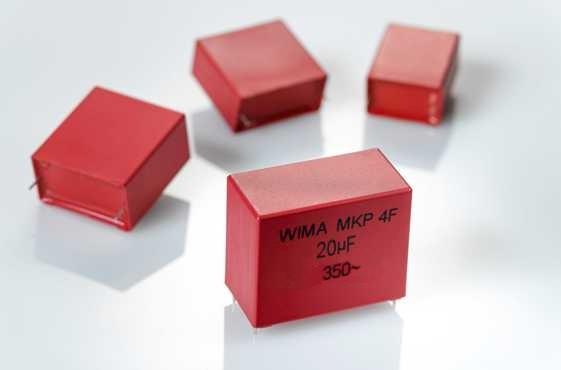 Filter capacitors