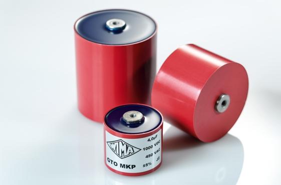 GTO capacitors