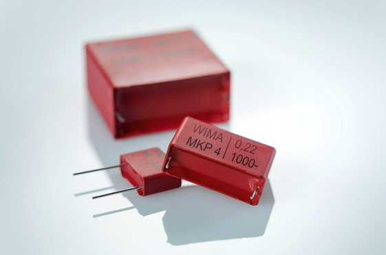 Metallized capacitors